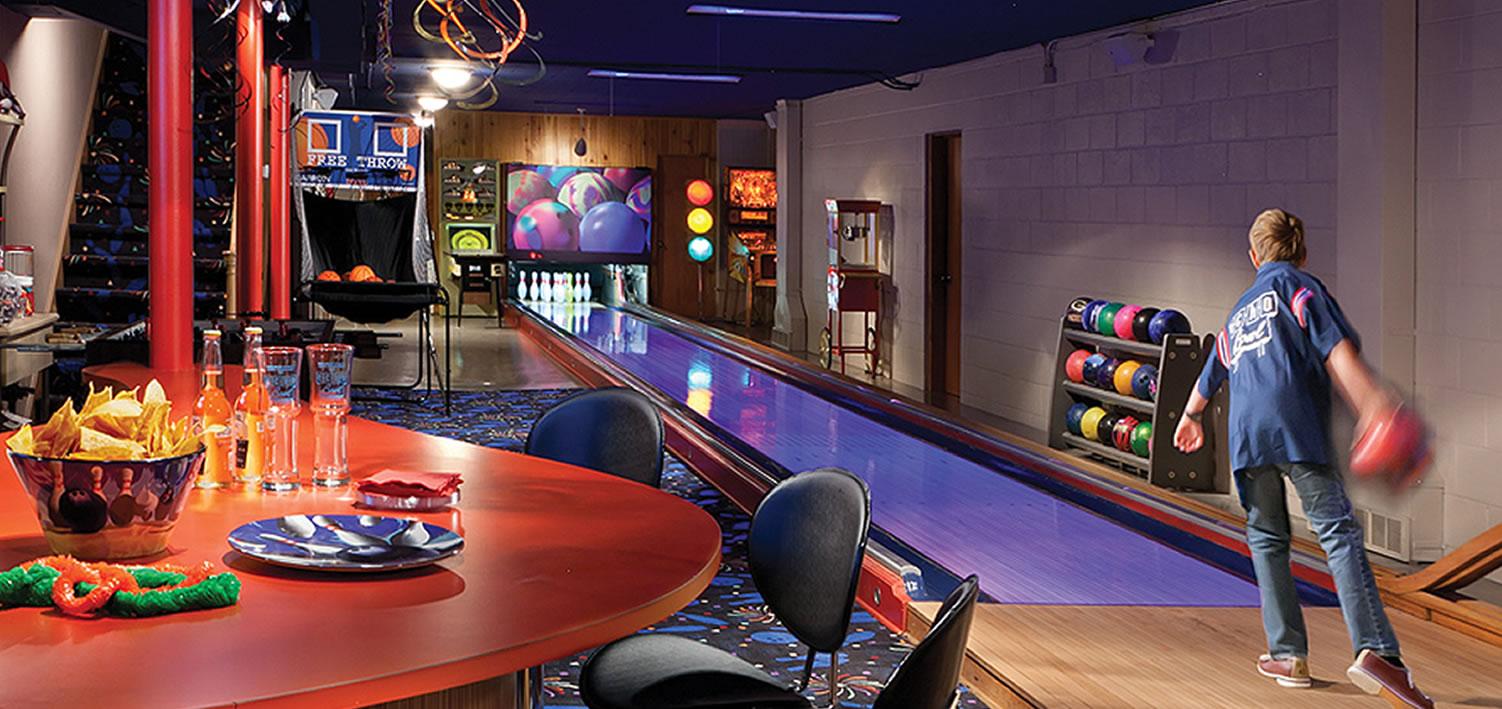 Home Bowling Kegel Sport